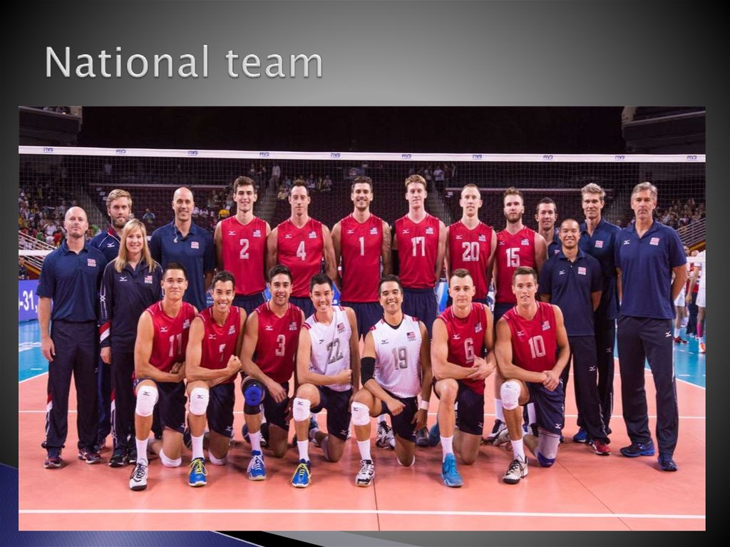 National team