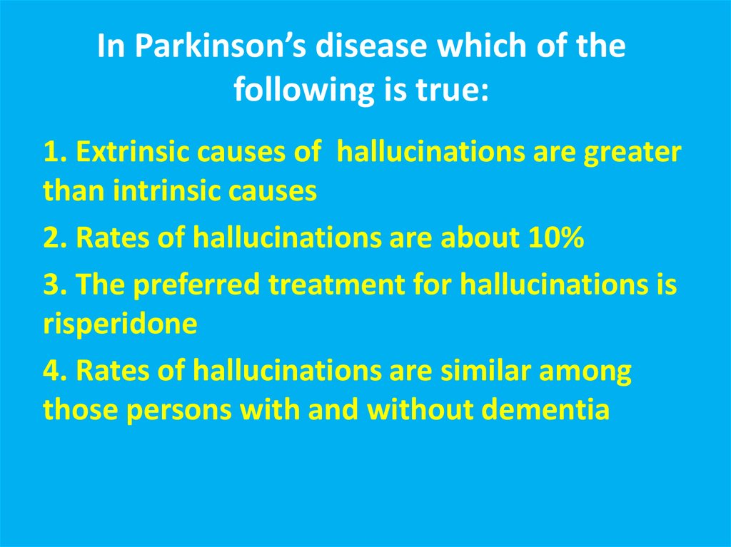 In Alzheimer's disease which of the following is true :