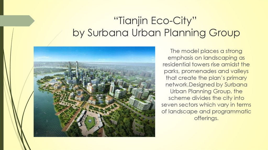 """Tianjin Eco-City"" by Surbana Urban Planning Group"