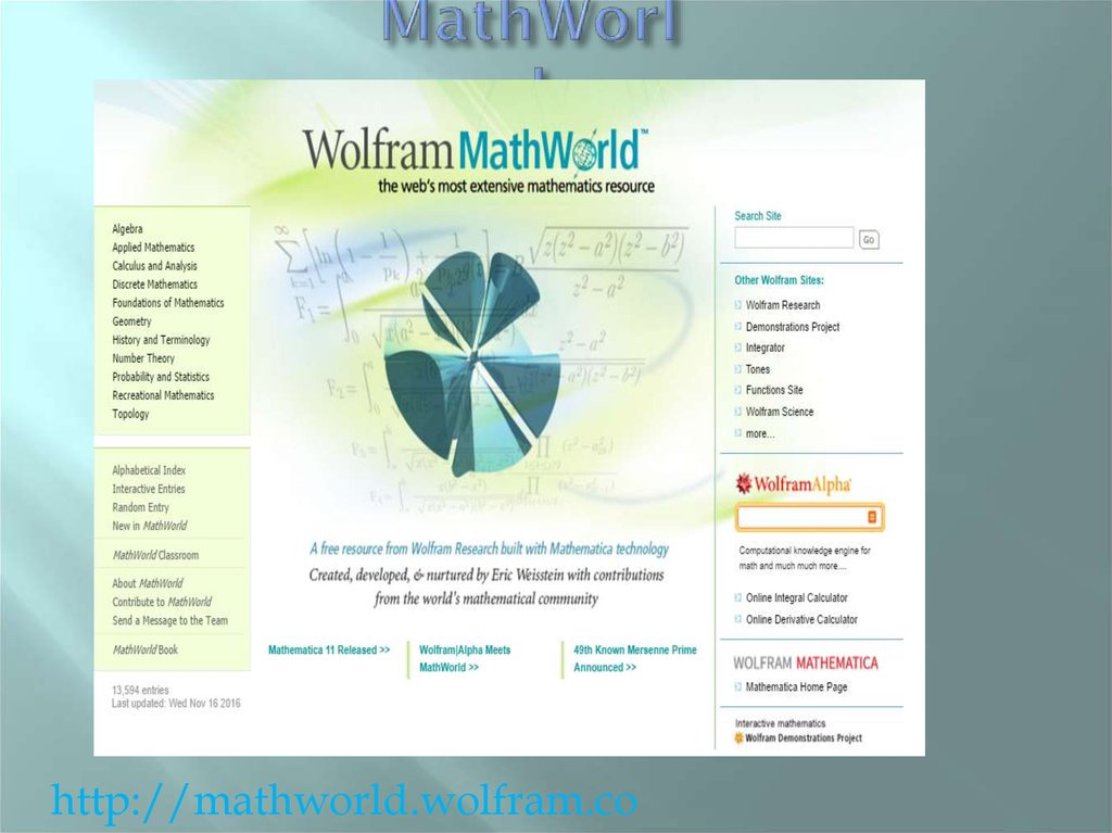 MathWorld