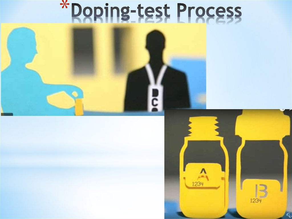 Doping-test Process