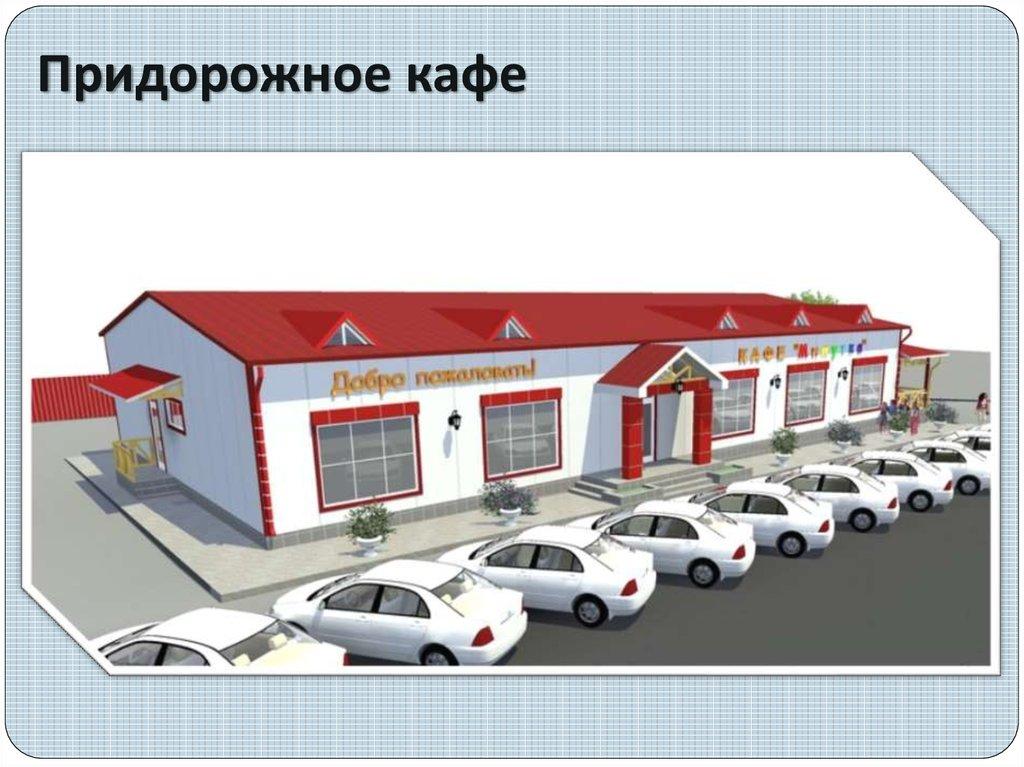 Бизнес плана придорожного кафе производство бисера бизнес план