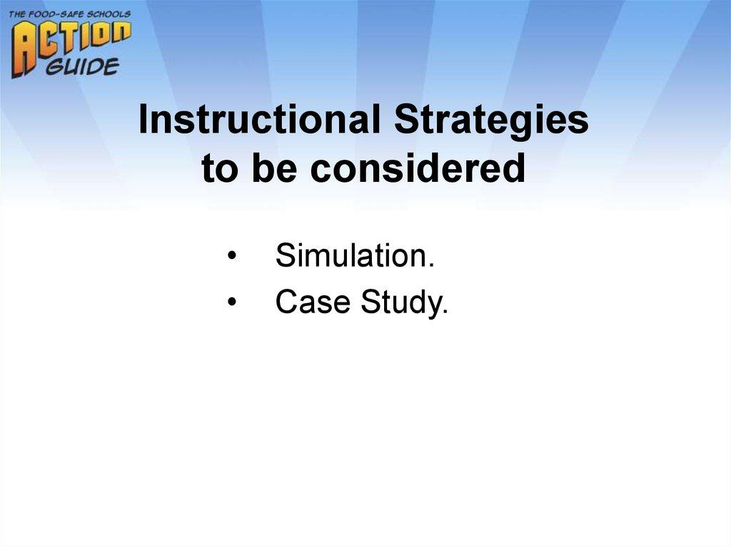 Effective Teaching Strategies Online Presentation