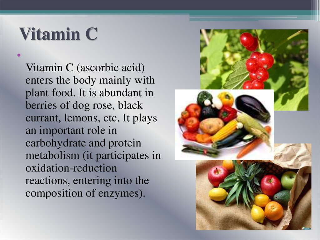 Making History With Vitamin C Powerpoint: VITAMINS. History Of The Discovery Of Vitamins