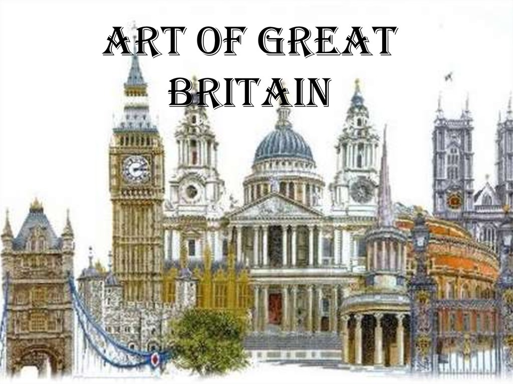 ART of Great Britain