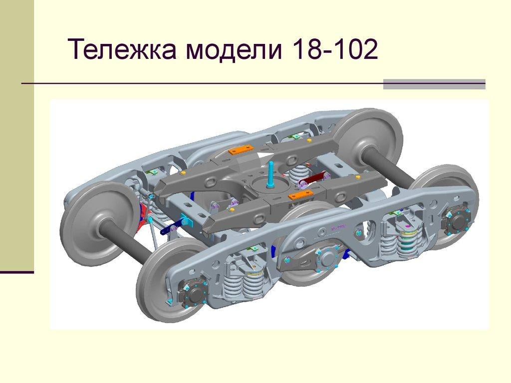 современные тележки грузовых вагонов на картинках модели