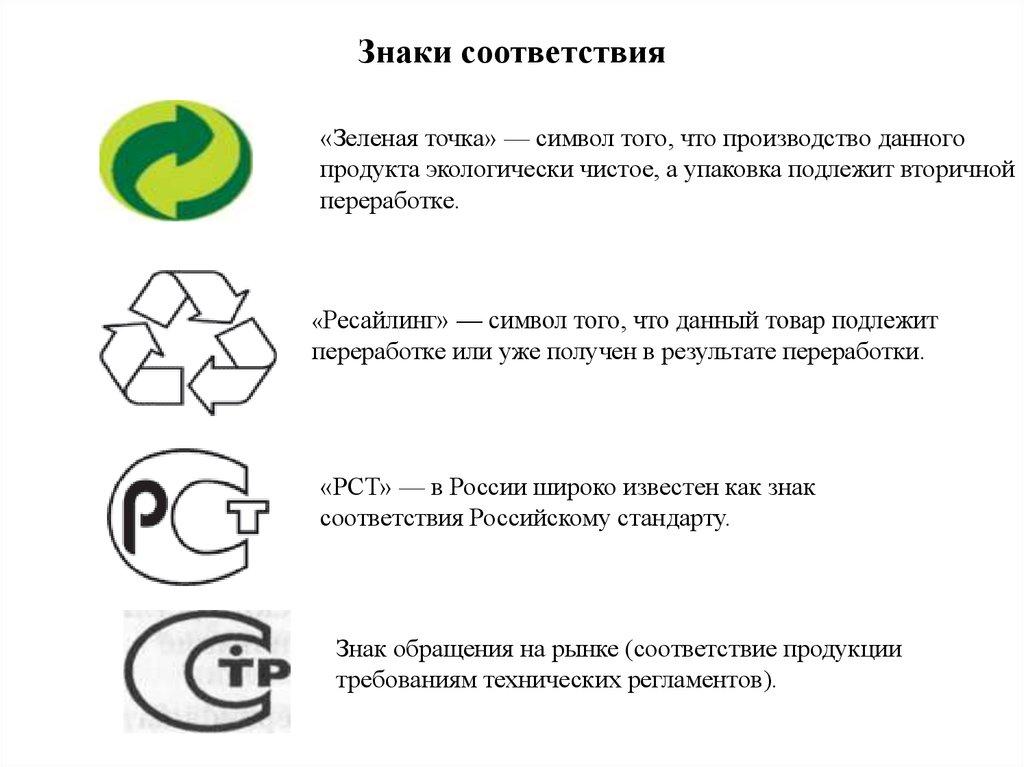 Продукции знаком курсовая маркировка соответствия разных стран
