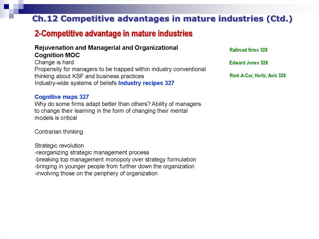 Mature industries cost models — photo 7