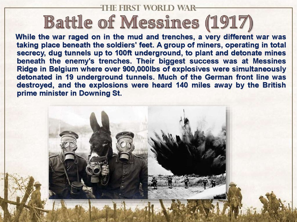Battle of Messines (1917)