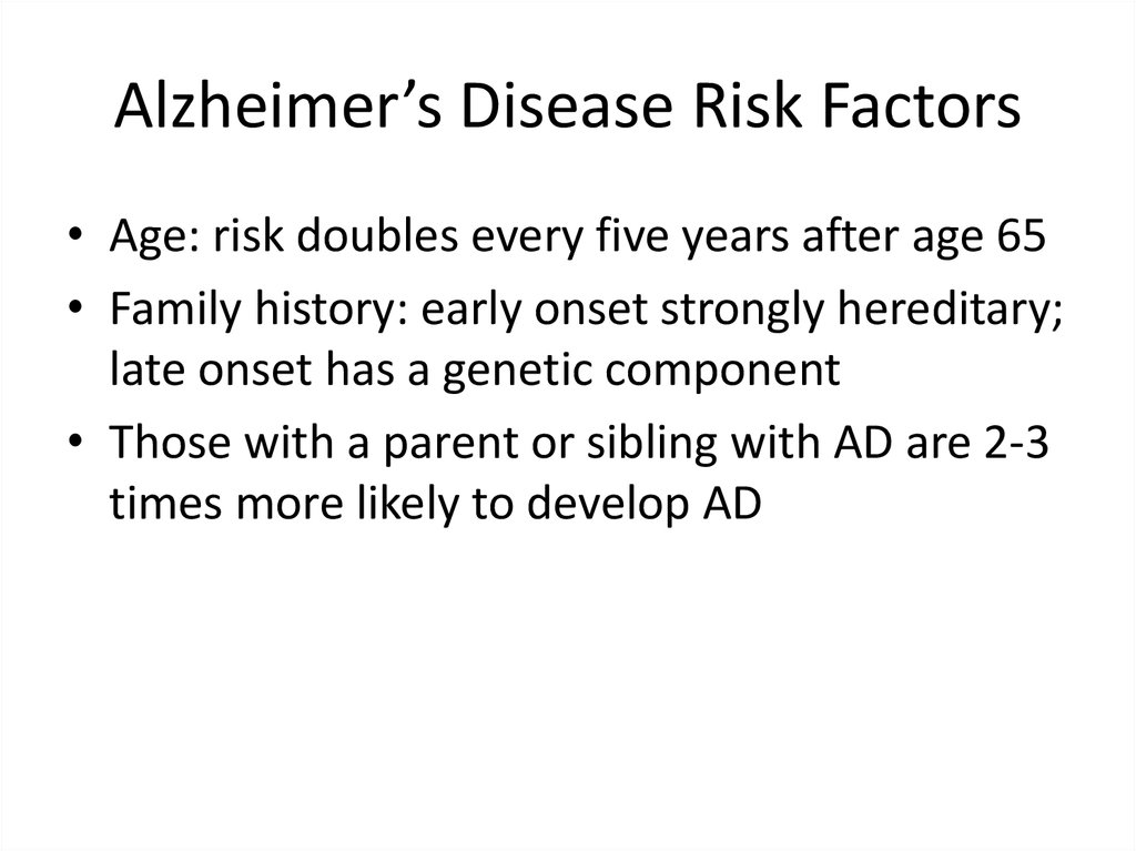 early onset alzheimers disease essay Alzheimers disease alzheimer's disease to establish preventive measures to counteract the early onset of alzheimer's and subsequently related papers.