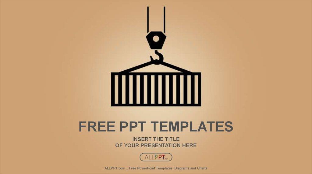 Free Ppt Templates Online Presentation