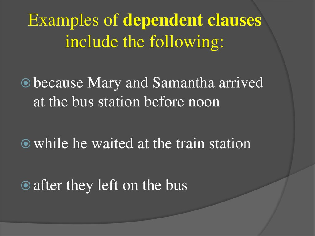 Simple Complicated Sentences Sentence Types Online Presentation