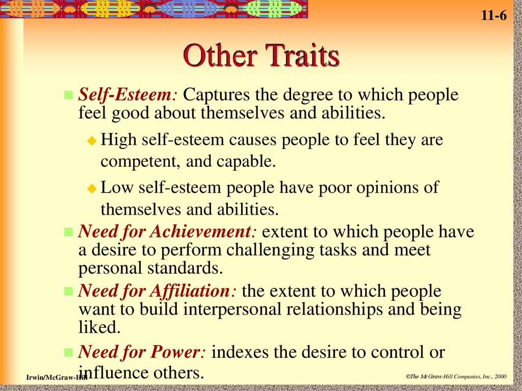 agreeableness self esteem and people Correct answer extraversion agreeableness emotional stability 19 0 / 1 pts the relationship between self-esteem and life people rather than younger in.