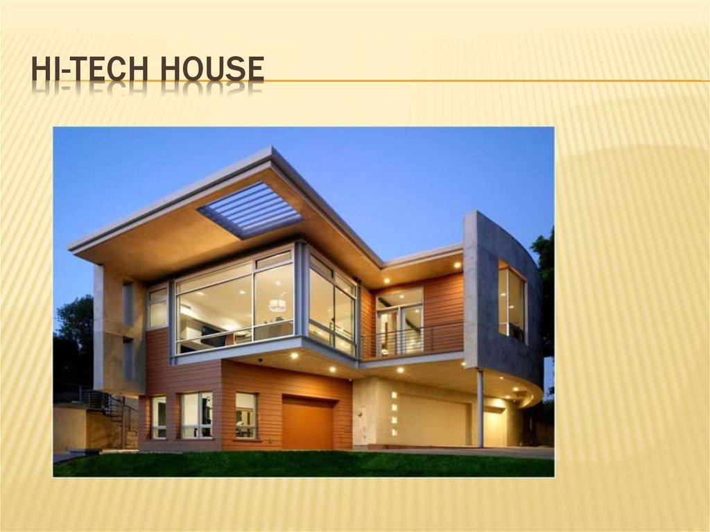Unusual Houses Online Presentation