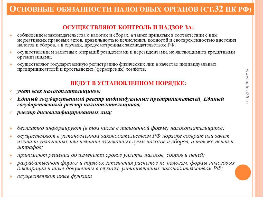 Обязанности органов осуществляющих регистрацию организаций и ип регистрация ооо на рязанском проспекте