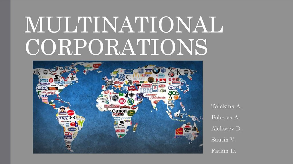 multi national corporation 5122011 billy batware, ma peace and conflict studies | epu resource conflicts the role of multinational corporations in the democratic republic.