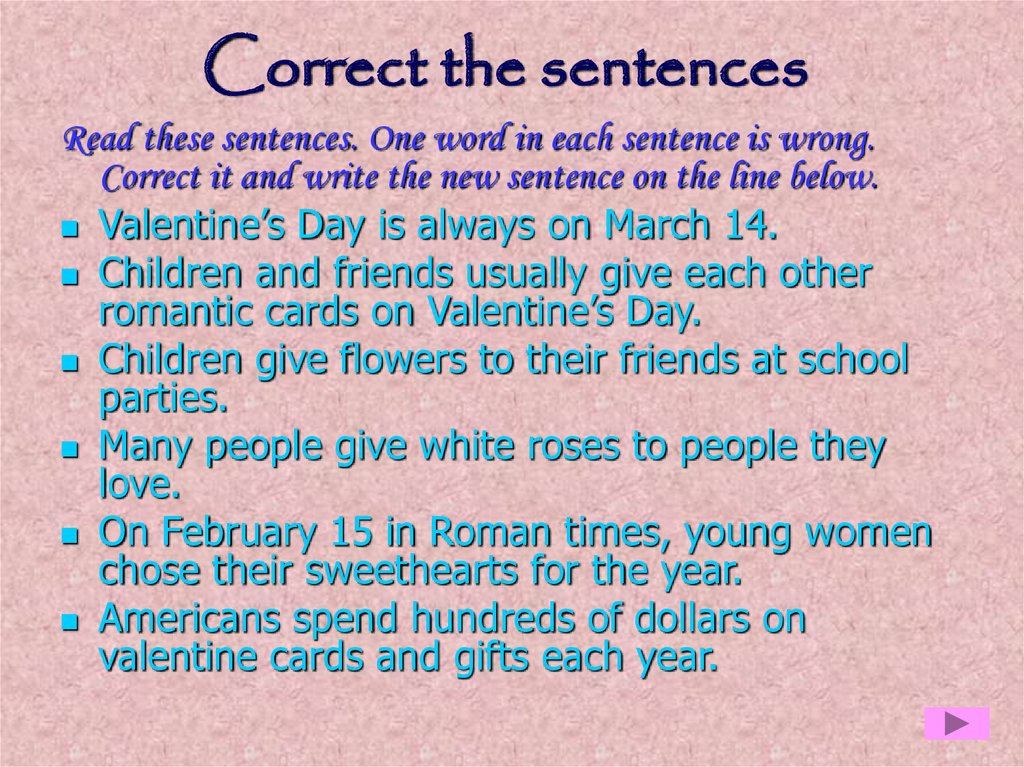 sentence correction and changes in writing Services from a sentence corrector generator and punctuation corrector that is easy to use are available for your grammar and punctuation problem express your feelings and thoughts through writing but be sure to have your german grammar checked before you submit it to your professor.