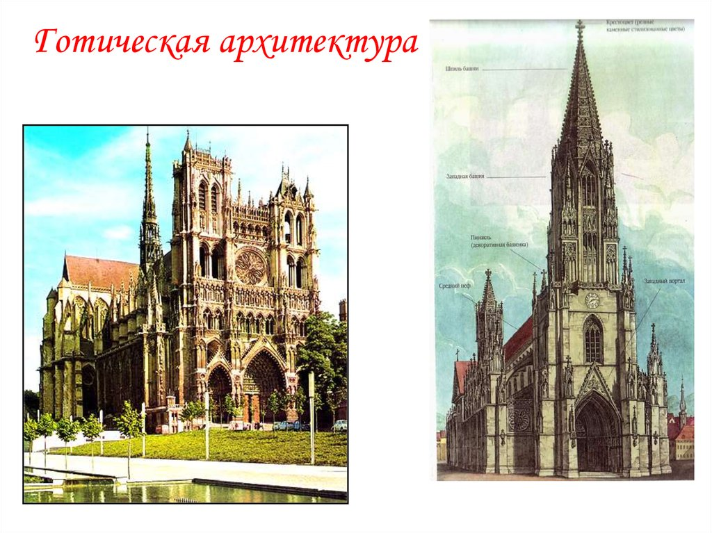 comparison of french and italian gothic architecture Comparison of french and italian gothic architecture the time period gothic architecture calls to intellect slender sky-reaching properties such as the notre-dame in paris, the cologne cathedral, and also a host of wonderful italian cathedrals.