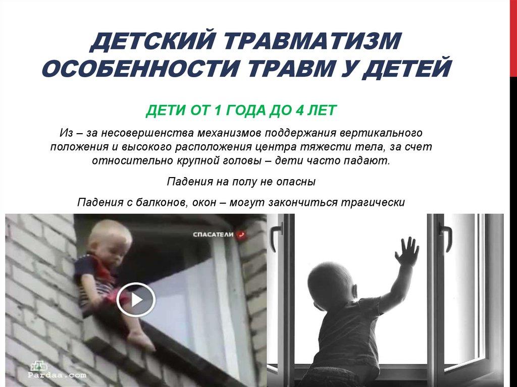 Картинка профилактика детского травматизма