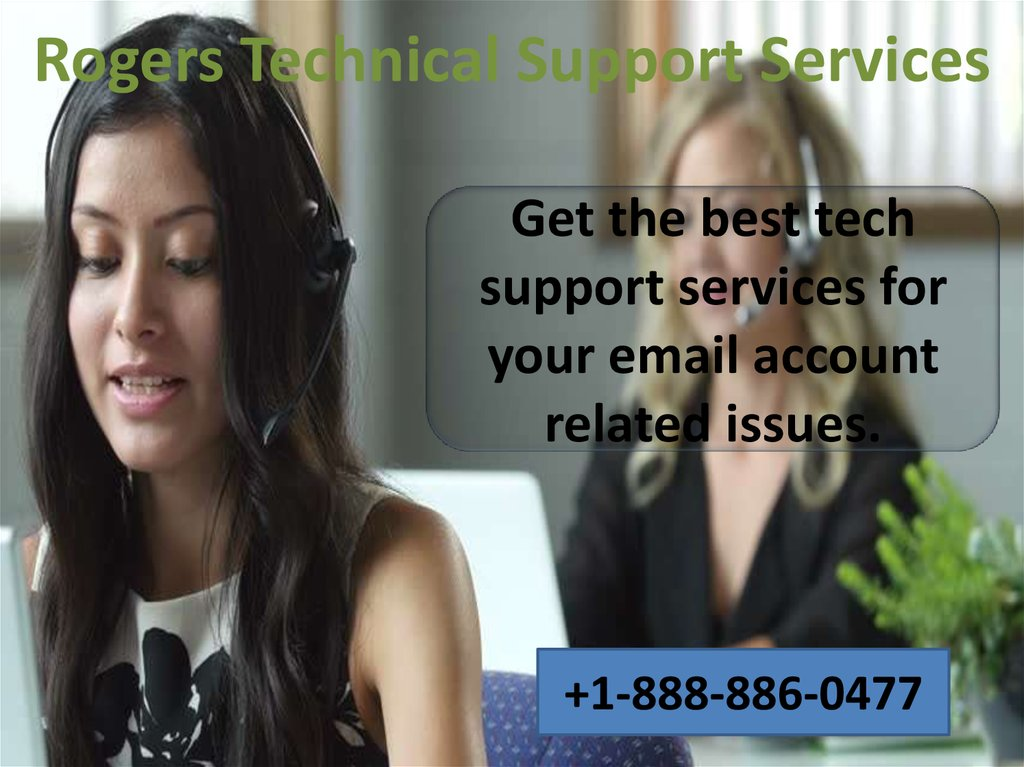Rogers Technical Support Services