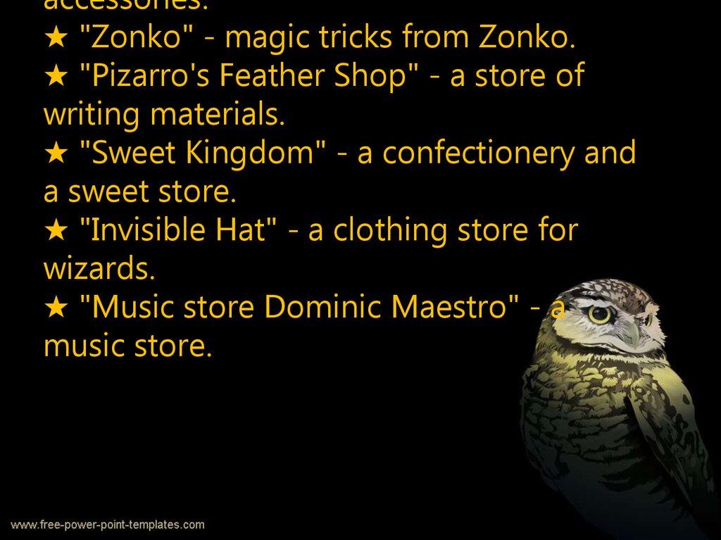 Hogsmeade Wizarding World Of Harry Potter презентация онлайн