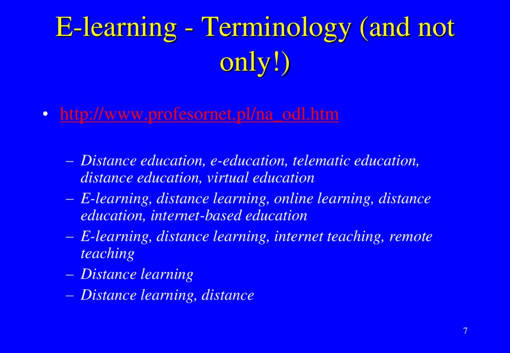 open distance learning Open and distance learning (odl) has grown into an important global strategy in resolving problems of access to education (unesco, 2004) nonetheless, odl programmes have their own unique problems.