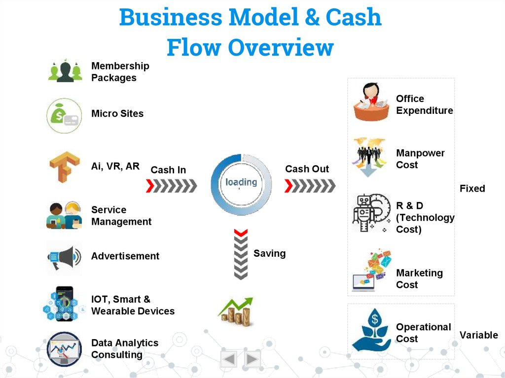 Business Model & Cash Flow Overview