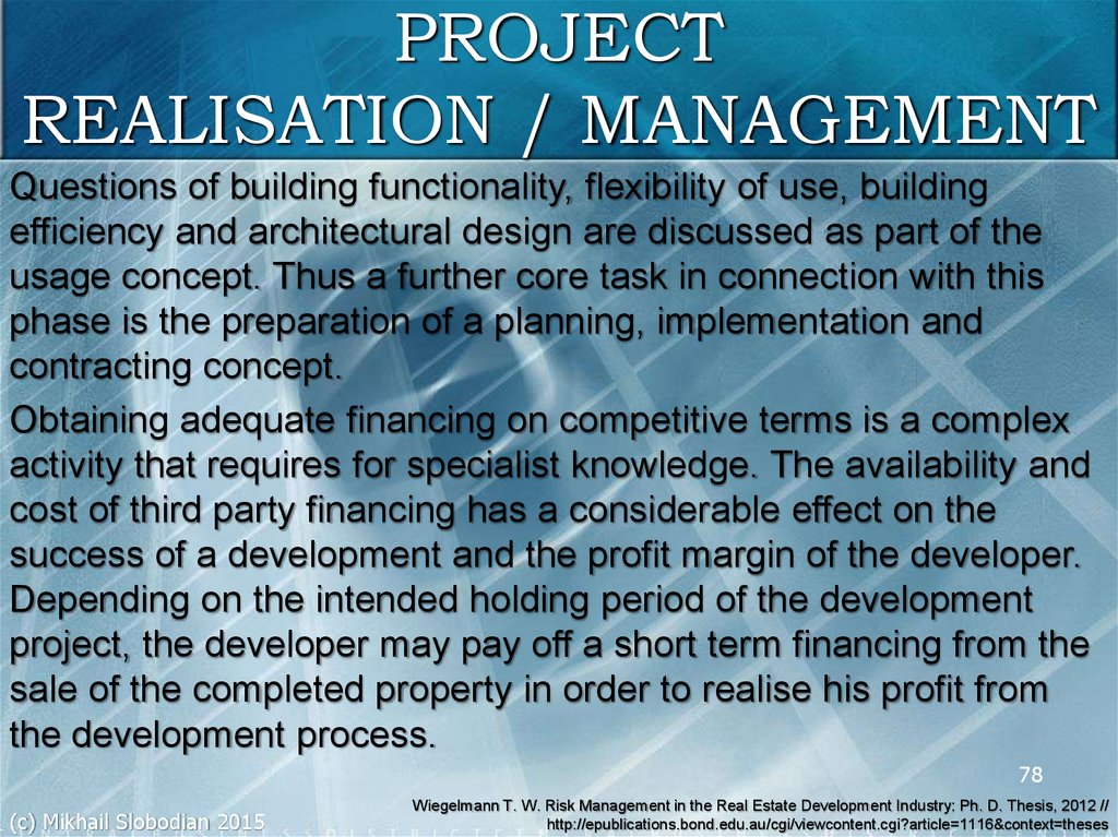 introduction to real estate development pdf