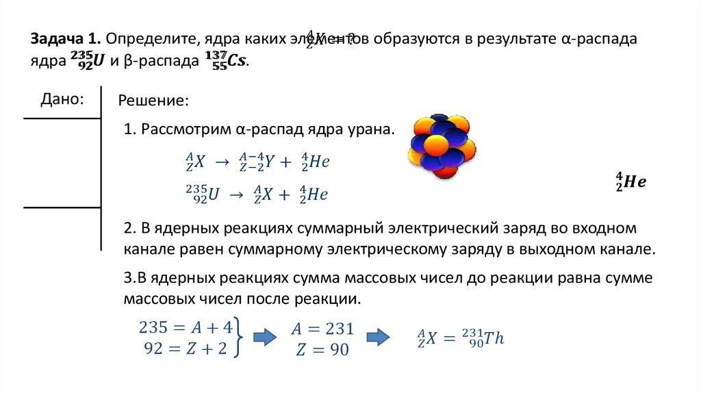 Решение задач на тему физика атома как можно решить задачу тремя способами