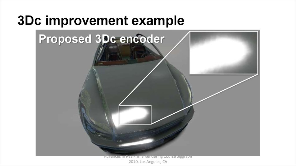 3Dc improvement example
