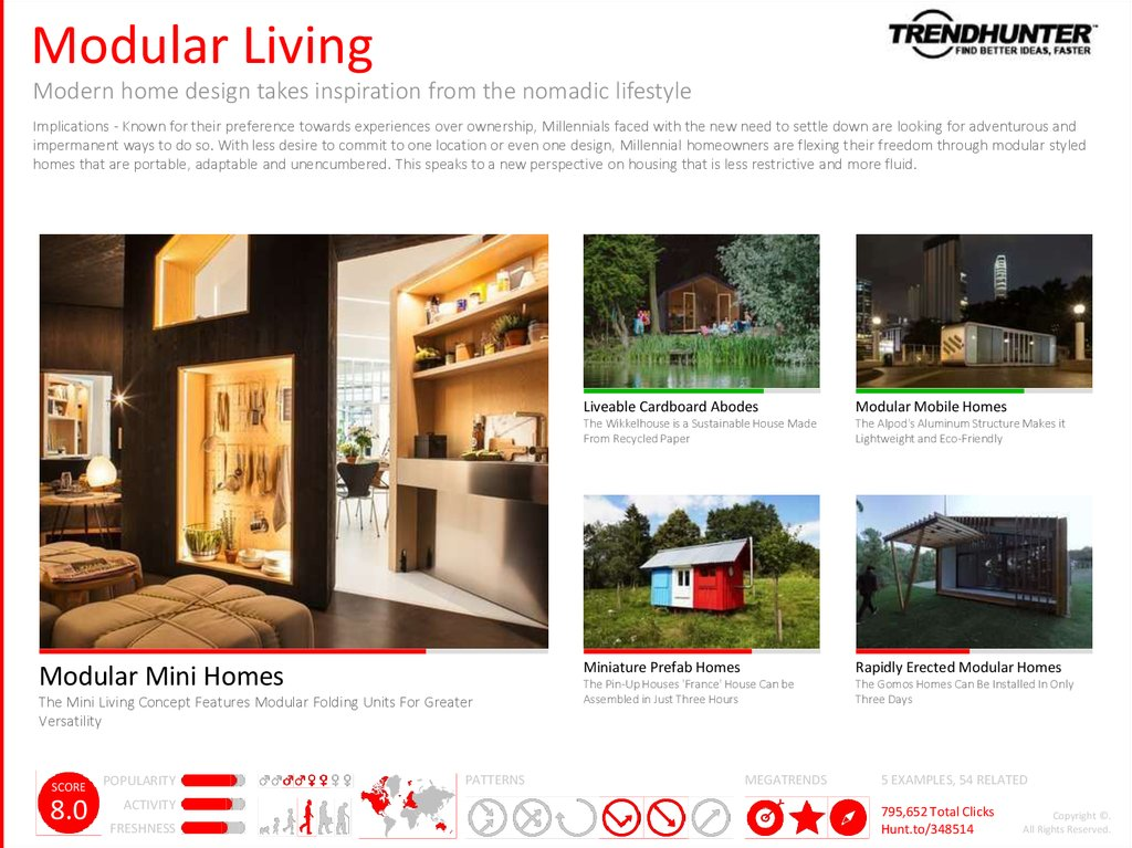 Modern Home Design Takes Inspiration From The Nomadic Lifestyle Implications