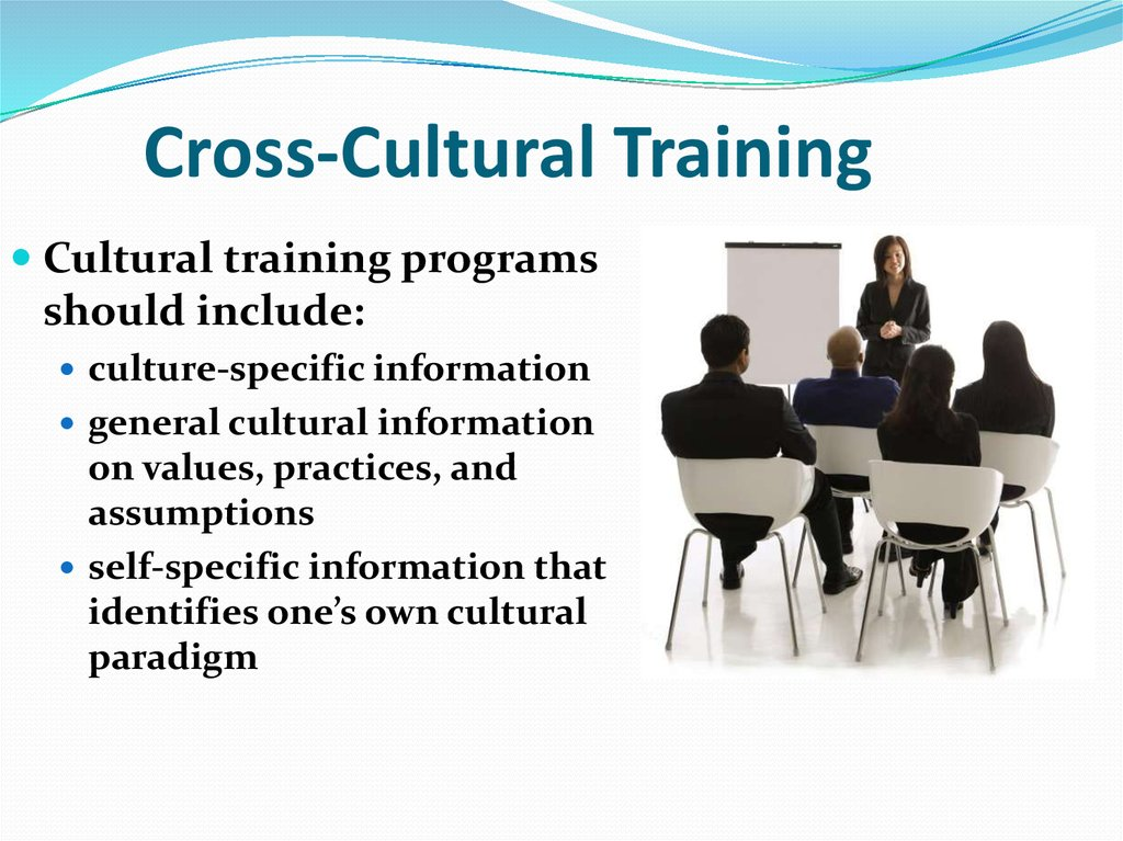 Importance of cross cultural training for expatriates