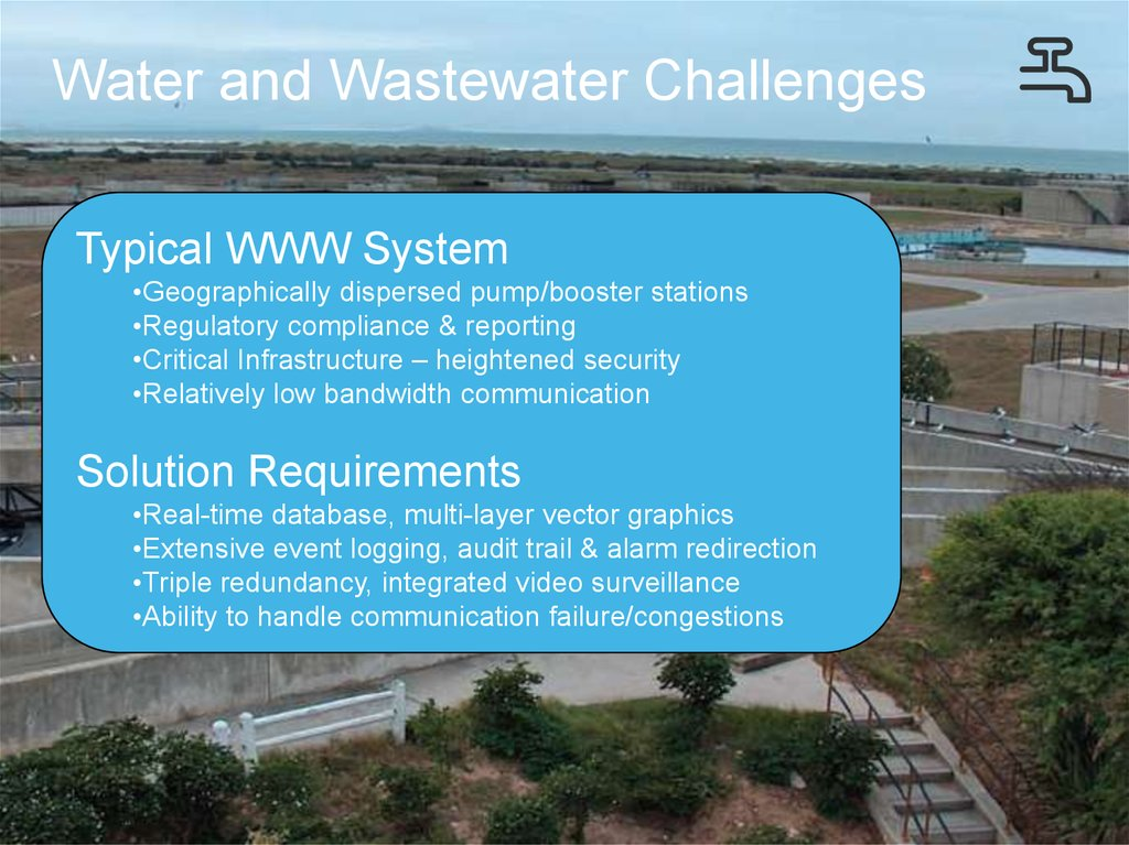 Water and Wastewater Challenges